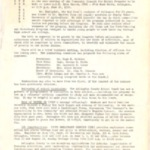 Newsletter, Community Council for Social Progress, 6/1964
