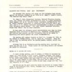Newsletter, Community Council for Social Progress, 11/1960