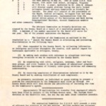 Newsletter, Community Council for Social Progress, 5/1963