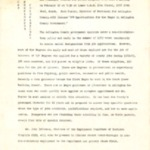 Newsletter, Community Council for Social Progress, 2/1964, 2 pages