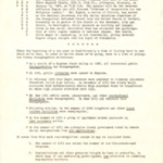 Newsletter, Community Council for Social Progress, 1/1964